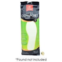 2 Pack Extra Comfort Insoles
