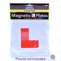 Magnetic L Plates 2Pack