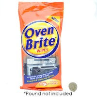 Oven Cleaning Wipes 30 Pack